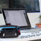 Occipital-s Structure Sensor Reimagined For Mobile 6DoF Inside-Out Positional Tracking