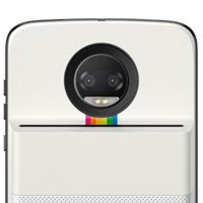 Motorola Polaroid Moto Mod Turns Moto Z Phones Into An Instant Camera Printer-No Shake Required