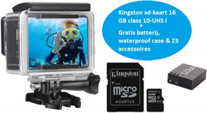 lipa-at30-4k-action-camera-kingston-microsdkaart-16-gb-32-mounts-waterproof-case-16-mp-wifi-phone-remote